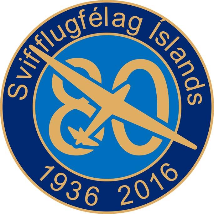 Islands klublogo frittet