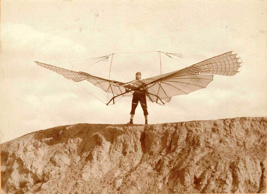 Ornithopter 16 August 1894