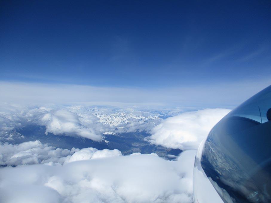 10 Über Wattens Richtung Westen 5800 m
